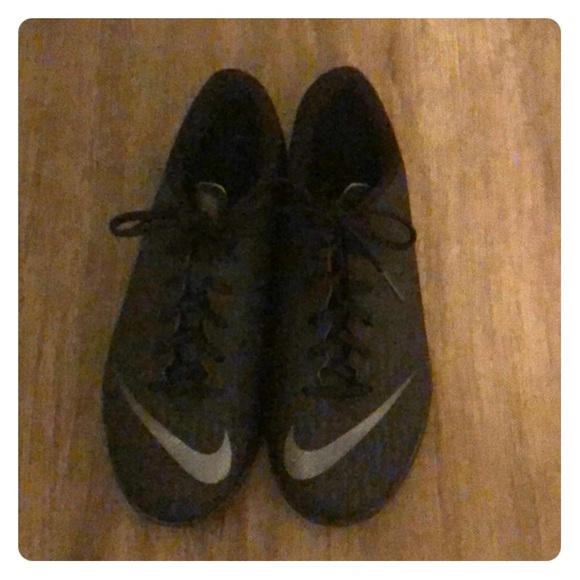 Nike Shoes | Youth Mercurial Black